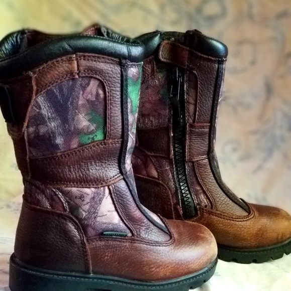 31ace4fa168 RedHead Bayou Waterproof Snakeproof Hunting Boots